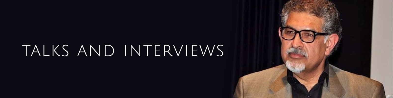 Talk and Interview